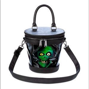 NEW Hatbox Ghost Satchel Loungefly Haunted Mansion